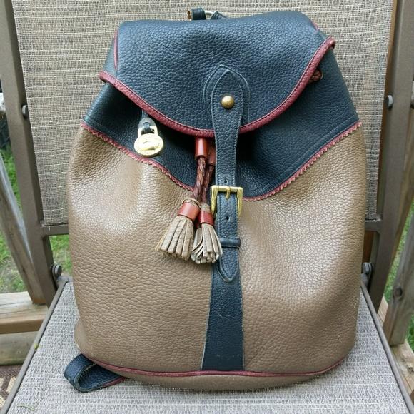 Vintage Dooney \u0026 Bourke Backpack